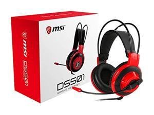 MSI DS501 DS501 Gaming Headset with Microphone