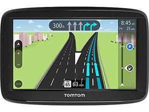 "TomTom VIA 1525M 5"" Portable Navigation GPS Device with Lifetime Maps"