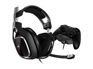 ASTRO Gaming A40 TR Wired Headset + MixAmp M80 with Astro Audio V2 for Xbox Series X|S, Xbox One - A40 TR + MixAmp A80 Edition