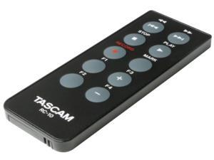 TASCAM RC-10 Remote Control for DR-40, DR-100mkII