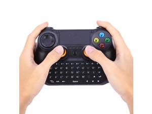 Gaming Controller 3 in 1 Multifunctional Wireless Joystick Keyboard Keypad Mouse TouchPad for Android Smart TV / Pad / PC
