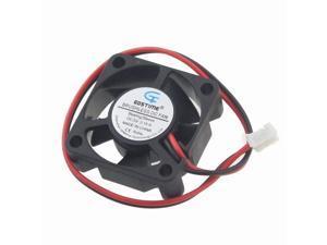 5pcs 5V 3cm 3010s 30mm 30x30x10mm 2pin Brushless Cooling Fan