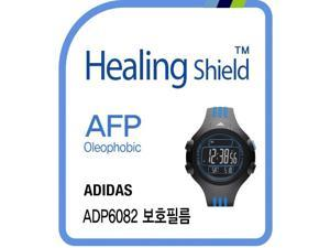 Healingshield Screen Protector Oleophobic AFP Clear Film for Adidas Watch ADP6082 [Front 2pcs]