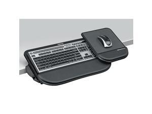 Fellowes 8060201 Keyboard Manager Tilt n Slide Pro - Black Home & Garden Improvement