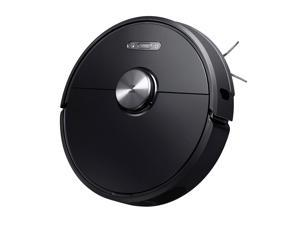 Roborock  S6 Robot Vacuum Cleaner Home Automatic Sweeping Dust Sterilize Smart Planned Washing Mopping Black