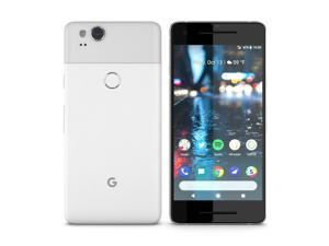 Google Pixel 2, Fully Unlocked, 64GB - Clearly White