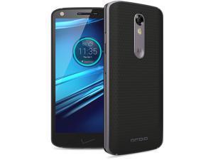 Motorola Turbo 2 XT1585 32GB Verizon Unlocked LTE Octa-Core Smartphone w/ 21 MP Camera - Black