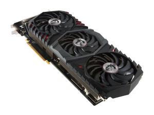 MSI GeForce GTX 1080 Ti DirectX 12 GTX 1080 Ti GAMING X TRIO 11GB 352-Bit GDDR5X PCI Express 3.0 x16 HDCP Ready SLI Support ATX Video Card