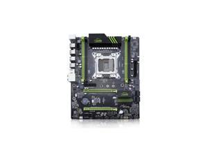 Jingsha X79P ATX Motherboard Supports AMD Crossfire PCIE x16 Supports CPU E5 E5V2 2697V2 2680V2 LGA2011 Core I7 M.2 SSD Socket (Chinese Manual Only)