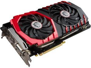 MSI GeForce GTX 1070 Ti DirectX 12 GTX 1070 Ti Titanium 8G 8GB 256-Bit GDDR5 PCI Express 3.0 x16 HDCP Ready SLI Support ATX Video Card - (OEM Packaging and Manual)