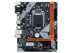 HUANANZHI B75 M-ATX Motherboard Support LGA 1155 CPU Core I5-3450 I5-3470 USB 3.0 SATA3.0