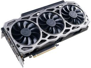 EVGA GeForce GTX 1080 Ti FTW3 GAMING, 11G-P4-6696-KR, 11GB GDDR5X, iCX Technology - 9 Thermal Sensors & RGB LED G/P/M (OEM Edition)