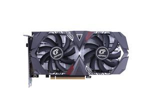 Colorful iGame GeForce GTX 1650 Ultra OC 4GD6 Video Card NVIDIA 1410(Bst:1725)/1410(Bst:1590) Graphics Card Accessories for Game Lovers