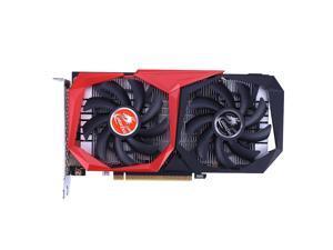 Colorful Battle Axe GeForce GTX 1650 SUPER 4G Graphics Card 128Bit HDMI*1+DP*1+DVI*1 6Pin 4G Video Adapter