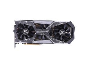 Colorful iGame GeForce RTX 2060 SUPER Vulcan X OC Display Card 8G 256bit Graphics Card GDDR6 8G Video Card Type-C x1 +HDMI x1 +DPx3