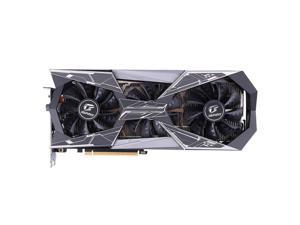 Colorful iGame GeForce RTX 2070 Super Vulcan OC GDDR6 8G LCD Graphics Card, Triple Fan, 8GB 256-Bit Video Card HDMI + DP + Type C