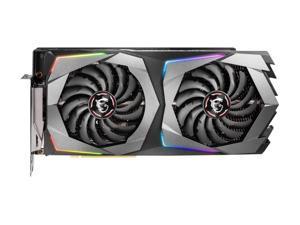 MSI GeForce RTX 2070 DirectX 12 RTX 2070 GAMING GP 8GB 256-Bit GDDR6 PCI Express 3.0 x16 HDCP Ready Video Card