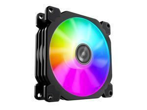 Jonsbo FR925 Case Fan 9cm PWM+4Pin 5V ARGB PWM Performance Individually Addressable ARGB LED PWM Case Fan