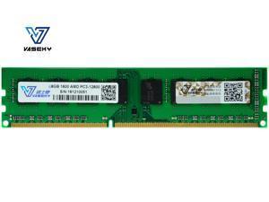 Vaseky AMD Only 8GB DDR3 1600 AMD Edition Desktop Memory DDR3 1600 (PC3 12800) Desktop Memory Model MEMVSKDDR316008GAMD