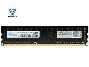 Vaseky 8GB DDR3 1600 Desktop Memory DDR3 1600 (PC3 12800) Desktop Memory Model MEMVSKDDR316008G