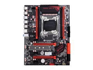 HUANANZHI X99-AD3 M.2 ATX Desktop Motherboard LGA 2011-v3 Xeon DDR3 Supported CPU DDR3 RAM Supports E5 2678 V3 / 2696 V3 / 2629 V3 / 2649 V3 / 2669 V3 120GB M.2 Onboard SSD DDR3 USB 3.0