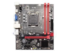 Jingsha H81 M-ATX Desktop Motherboard LGA1150 CPU I3 4170 i5 4590 DDR3 USB 3.0 SATA 6Gb/s