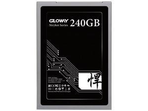 """Gloway STK 2.5"""" 240GB SSD SATA III  Internal Solid State Drive (SSD) 6Gb/s 2.5""""/7mm"""