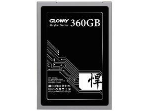 """Gloway STK 2.5"""" 360GB SSD SATA III  Internal Solid State Drive (SSD) 6Gb/s 2.5""""/7mm"""
