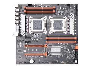 Jingsha X79 Dual CPU Motherboard Intel Xeon LGA 2011 E5 V2 WS Workstation Motherboard