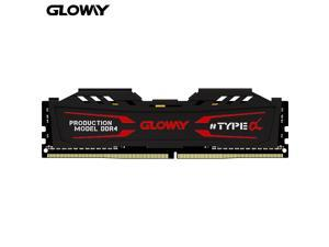 Gloway TYPEa Gaming RAM 8GB 288-Pin DDR4 SDRAM DDR4 2666 (PC4 21300) Desktop Memory Support Intel XMP 2.0