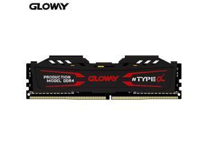 Gloway TYPEa Gaming RAM 8GB 288-Pin DDR4 SDRAM DDR4 3200 (PC4 25600) Desktop Memory Support Intel XMP 2.0