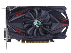 MAXSUN GeForce GTX 1050 Ti DirectX 12 GTX 1050 Ti TF4GM4 4GB 128-Bit GDDR5 PCI Express 3.0 x16 Standard ATX Video Card Gaming Graphics Card GTX 1050TI  GPU