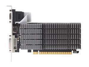 MAXSUN GeForce GT 710 DirectX 12 GT 710 HHII2G 2GB 64-Bit DDR3 PCI Express 2.0 x16 Low Profile Video Card HDMI+DVI+VGA