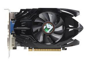 MAXSUN GeForce GT 730 DirectX 12 730HHIII2G 2GB 128-Bit DDR3 PCI Express 2.0 x16 Standard ATX Video Card HDMI+DVI+VGA
