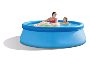 Inflatable Swimming Pool Round Swimming Pool Easy Set Pool Suitable for children, 8ft.x30in.