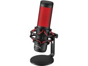HyperX - QuadCast USB Multi-Pattern Electret Condenser Microphone