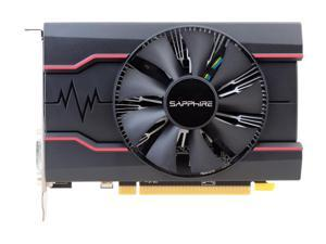 SAPPHIRE Radeon RX 550 DirectX 12 100414P4GL 4GB 128-Bit GDDR5 Video Card