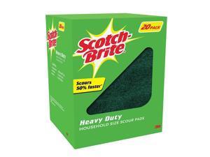 Scotch-Brite Heavy Duty Scour Pads (20ct.)