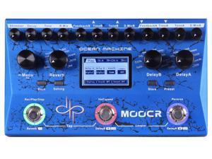 Mooer Audio Ocean Machine Devin Townsend Signature Pedal DEMO
