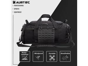 29bb69f8902d TORG Outdoor Products Atwater Packable Backpack Duffel Bag with Handles,  Black - Newegg.com