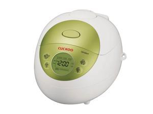 Cuckoo CR-0351F 3 Cup Electric Heating Rice Cooker, Green