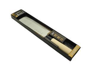 SEKIRYU SR200 Japanese Kitchen Cooking Chef Nakiri Knife, 11-5/8 Inches Long