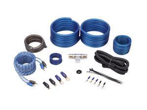 Rockville RWK41 4 Gauge Complete Car Amp Wiring Installation Wire Kit w/RCA's