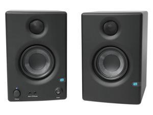 "2) Presonus Eris E3.5 3.5"" Gaming Twitch Streaming Computer Speakers Monitors"