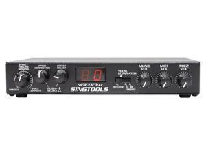 VOCOPRO SINGTOOLS DSP Vocal Effects Karaoke Mixer Processor/Voice Changer