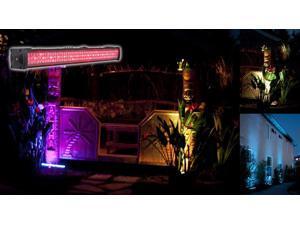 American DJ MEGA GO BAR 50 RGBA Rechargable Battery Powered DMX Wash Light