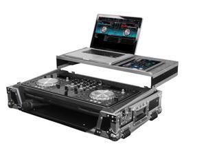 Odyssey FZGSPIXDJR1GT Pioneer XDJ-R1 DJ Case w/Laptop +Glide Keyboard Tray