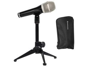 Beyerdynamic TG-V50 Cardioid Dynamic Stage Vocal Microphone+Desktop Mic Stand