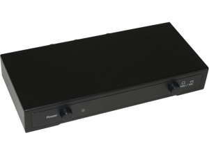 XtremPro Phono Equalizer Pre-amplifier Audio Turntable Aluminium panel - Black (65001)