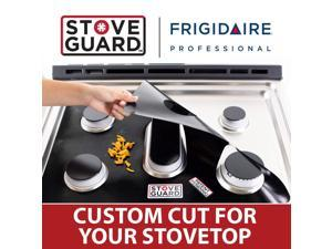 Frigidaire Stove Protectors - Stove Top Protector for Frigidaire FFGF3054TSD Gas Ranges - Ultra Thin Easy Clean Stove Liner